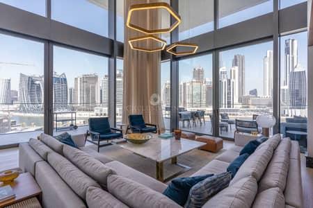 شقة 4 غرف نوم للبيع في الخليج التجاري، دبي - Luxury   Multiple Options   Furnished   Canal View