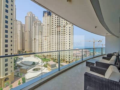 Furnished 2 BR   Marina View   1 Parking Bay