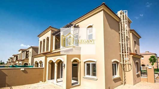 3 Bedroom Townhouse for Sale in Serena, Dubai - 3BR+MAIDS TYPE A SEMI FURNISHED FOR SALE CASA DORA