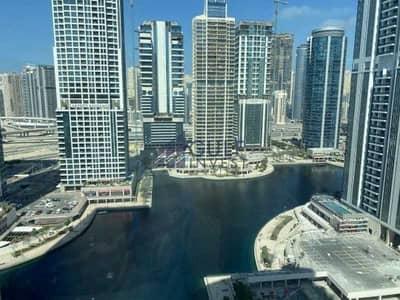 فلیٹ 2 غرفة نوم للبيع في أبراج بحيرات الجميرا، دبي - Fantastic Sea&Marina View