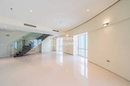 2 Bedroom Flat for Rent in Sheikh Zayed Road, Dubai - Executive Duplex   Sea View   Chiller Free