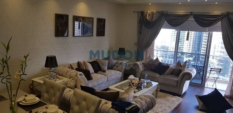 9 3BR + MR With Stunning Dubai Marina View