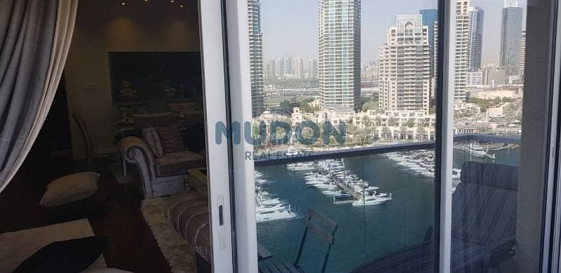 11 3BR + MR With Stunning Dubai Marina View