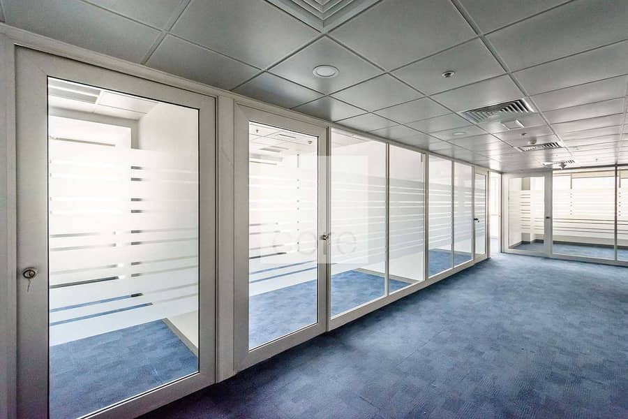 High Floor | Fitted Partitioned | Sea View