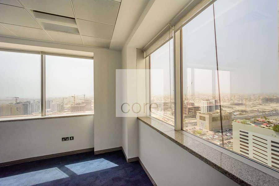 2 High Floor | Fitted Partitioned | Sea View