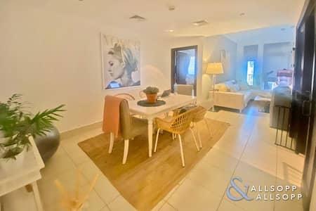 فلیٹ 2 غرفة نوم للبيع في المدينة القديمة، دبي - Exclusive | Zaafaran 1 | Community Views