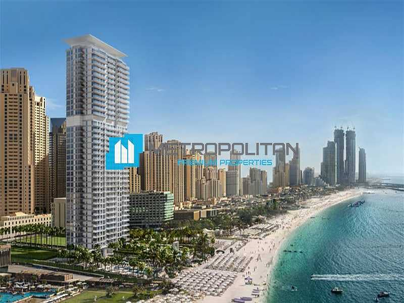 Best Lay out   Breathtaking sea view  Stylish Unit