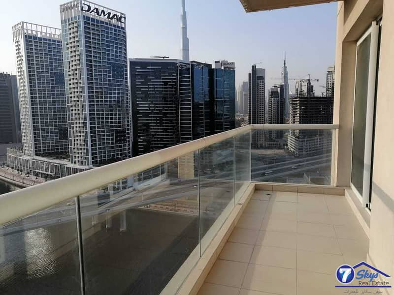 Canal View | Best Price | Spacious | Balcony