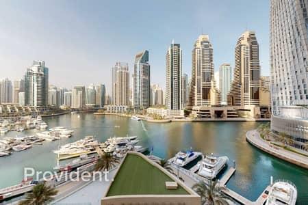 فیلا 4 غرف نوم للبيع في دبي مارينا، دبي - 4BR+Maid Duplex Villa | Panoramic Marina View |