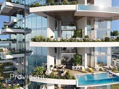 3 Bedroom Flat for Sale in Al Sufouh, Dubai - Roberto Cavalli Design | Beachfront | New Launch