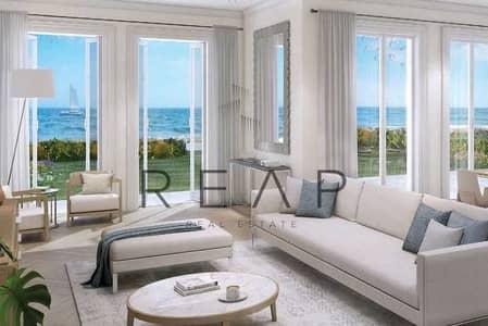 فیلا 4 غرف نوم للبيع في جميرا، دبي - DIRECT ACCESS TO PARK 4BR + MAID'S ROOM SUR LA MER