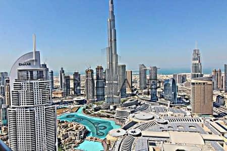 شقة فندقية 3 غرف نوم للبيع في وسط مدينة دبي، دبي - BURJ KHALIFA AND FOUNTAIN VIEWS | ELEGANT 3 BR