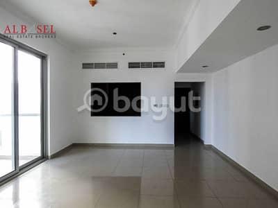 فلیٹ 1 غرفة نوم للبيع في الخليج التجاري، دبي - Capacious 1 BR in Business Bay for Sale!