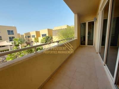 شقة 4 غرف نوم للايجار في حدائق الراحة، أبوظبي - شقة في الثروانية حدائق الراحة 4 غرف 160000 درهم - 5363342