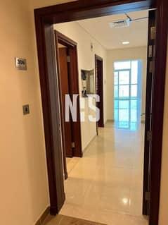 دفعات ميسرة   شقة فسيحة +غرفة خادمة+2 بالكوني .