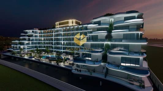 1 Bedroom Flat for Sale in Arjan, Dubai - Amazing 1BR With Private Pool   1 % Monthly Installment    Spectacular Location  