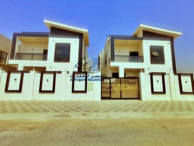 5 Bedroom Villa for Sale in Al Yasmeen, Ajman - European villa for the owners of originality and high taste with very large areas
