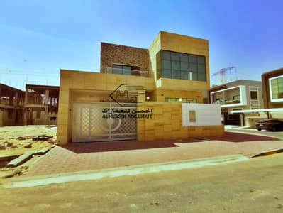 5 Bedroom Villa for Sale in Al Yasmeen, Ajman - Now you have a great opportunity to buy a very luxurious villa in Ajman