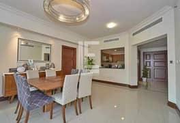 شقة في جولدن مايل 8 جولدن مايل نخلة جميرا 2 غرف 120000 درهم - 5193191