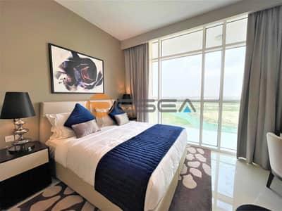 شقة 1 غرفة نوم للايجار في داماك هيلز (أكويا من داماك)، دبي - GREAT VIEW  BRAND NEW FURNISHED
