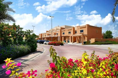 3 Bedroom Villa for Rent in Al Reef, Abu Dhabi - Best Deal Stunning Single Row Villa Ready to Move in