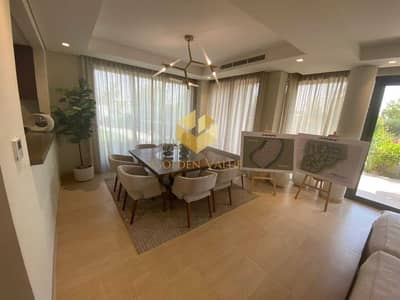 4 Bedroom Townhouse for Sale in DAMAC Hills (Akoya by DAMAC), Dubai - 4 Bedrooms Townhouse With Full Park View   Amazing Community    4 Years Instalment