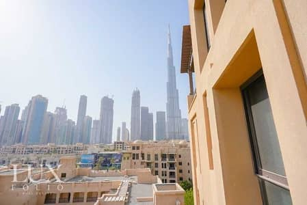 2 Bedroom Flat for Sale in Old Town, Dubai - OT Specialist | Burj Khalifa View | High Floor