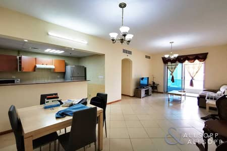 2 Bedrooms | Balconies | Fully Furnished
