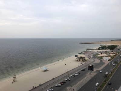 3 Bedroom Apartment for Rent in Corniche Ajman, Ajman - Fantastic Sea View