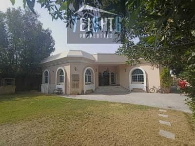 4 Bedroom Villa for Rent in Al Safa, Dubai - Beautifully presented: 4 b/r good quality independent villa + private s/pool for rent in Al Safa 2