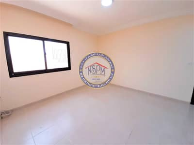 Studio for Rent in Al Mushrif, Abu Dhabi - Free 1-Month- No Commission-Clean and Neat Studio