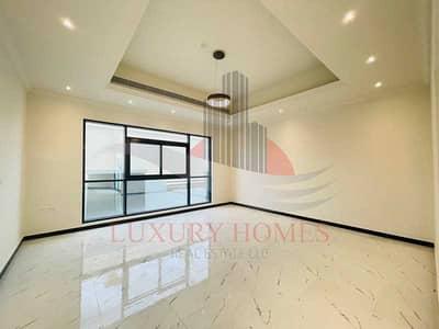 فیلا 4 غرف نوم للايجار في المرخانية، العین - Brand New Compound Villa Duplex with Balcony and Back Yard
