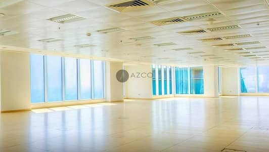 Office for Rent in Dubai Marina, Dubai - Fully -served Office Space | DEWA and Chiller Free