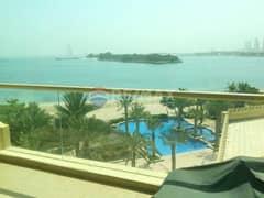 شقة في الخضراوي شقق شور لاين نخلة جميرا 1 غرف 115000 درهم - 5431064