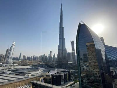 2 Bedroom Flat for Sale in Downtown Dubai, Dubai - Vacant on Transfer | Full Burj & Fountain View