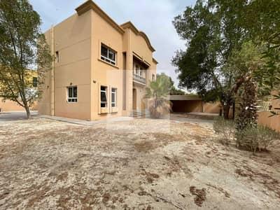 4 Bedroom Villa for Rent in Al Barsha, Dubai - INDEPENDENT CORNER QUIET 4BR VILLA MAIDS+DRVER