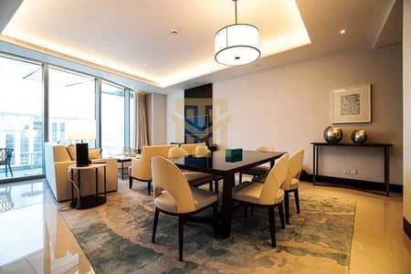 Burj Khalifa View  Low Floor  Luxury Living  Spacious 2 Beds