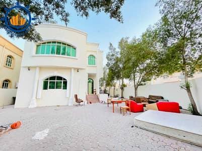 Villa for rent in Ajman, Al Rawda area, a great location