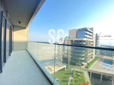 شقة 1 غرفة نوم للايجار في جزيرة السعديات، أبوظبي - Beautiful Rental   Open Kitchen   Stunning View