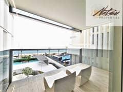 شقة في ذا كريسنت نخلة جميرا 3 غرف 410000 درهم - 5420989