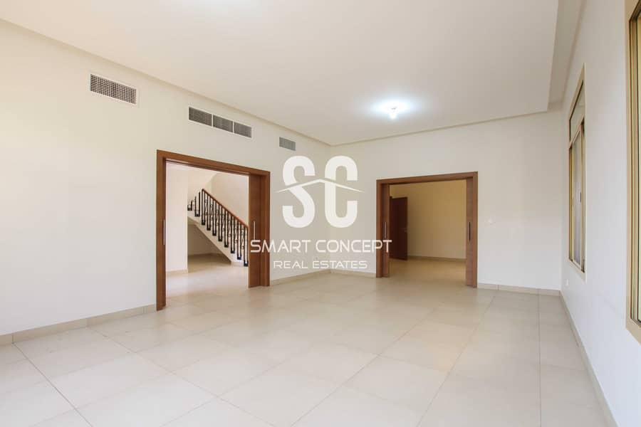 2 Huge Layout | Private Pool and Garden | View Now