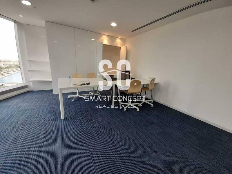 25 Unique Chance | Prestigious Office | Fitted