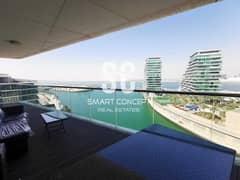 شقة في الهديل شاطئ الراحة 3 غرف 220000 درهم - 4991869