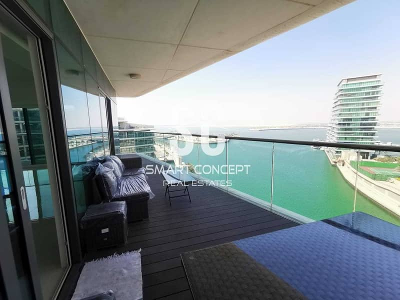 40 Negotiable Price Luxury Deal 3BR+Maid W/ Stunning Sea View