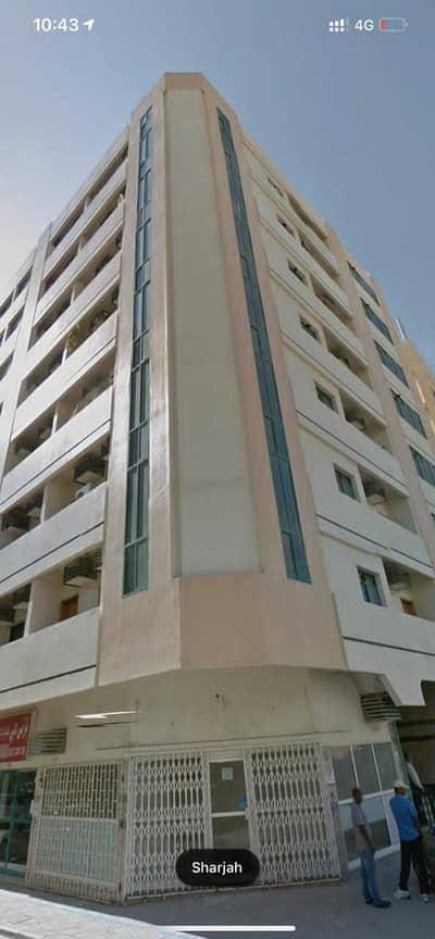 1 Bedroom Apartment for Rent in Al Nabba, Sharjah - A room and a hall available for rent in Sharjah, Al Nabaa area