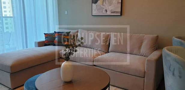 1 Bedroom Apartment for Rent in Jumeirah Lake Towers (JLT), Dubai - High floor MBL Beautiful 1 Bed Fully Furnished JLT