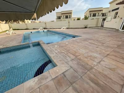 4 Bedroom Villa for Rent in Mohammed Bin Zayed City, Abu Dhabi - Excellent 4 Bedroom Vill wd Pool and Gymnasium
