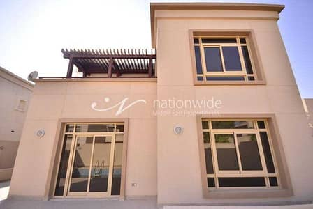 5 Bedroom Villa for Rent in Al Raha Golf Gardens, Abu Dhabi - Truly Exceptional Unit Suitable For Large Families