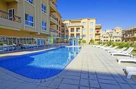 شقة 1 غرفة نوم للايجار في قرية جميرا الدائرية، دبي -  HUGE SIZE  1-Bedroom - In DV-4 28K Rent