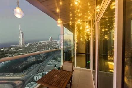 Studio for Sale in Al Sufouh, Dubai - Furnished | Rented @35K | High Floor| Bulk deal